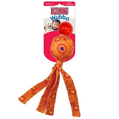 KONG Wubba Cosmos Tug Toy Small For Dogs