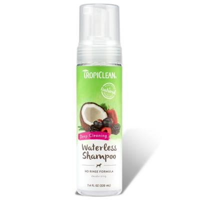 Tropiclean Waterless Shampoo Deep Clean For Dogs 220ml