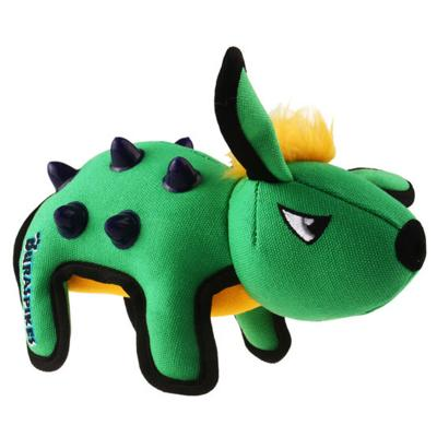 GiGwi Duraspikes Durable Green Rabbit Tough Toy For Dogs
