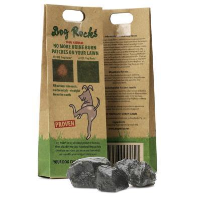 Dog Rocks - No More Urine Burn On Your Lawn 200gm X 12