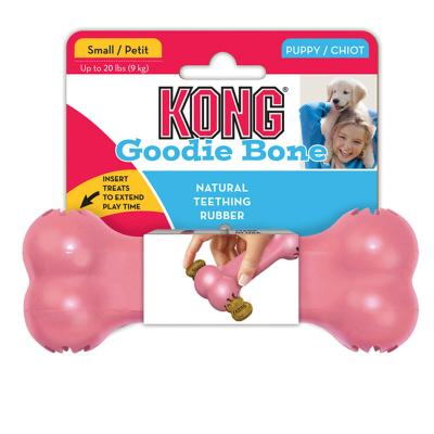KONG Puppy Goodie Bone Small Toy For Dogs