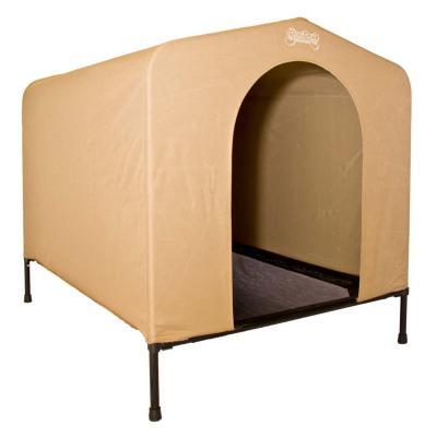 Hound House Dog Den Large Kennel  (85x72x75cm)