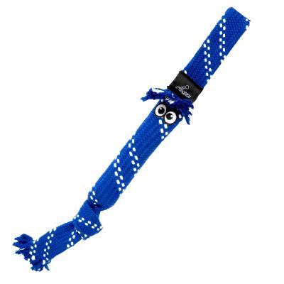 Rogz Scrubz Blue Medium Toy For Dogs