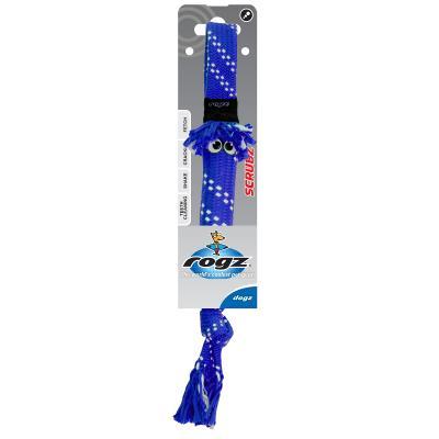 Rogz Scrubz Blue Small Toy For Dogs