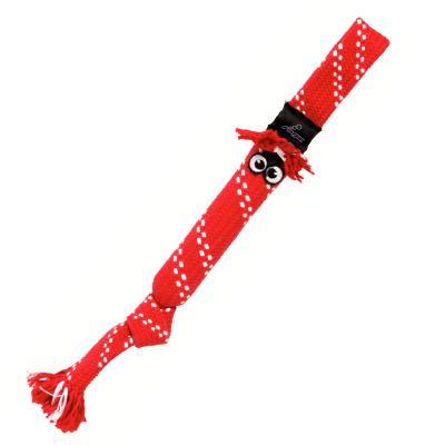 Rogz Scrubz Red Medium Toy For Dogs