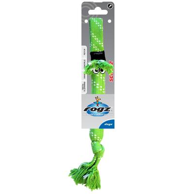 Rogz Scrubz Lime Large Toy For Dogs