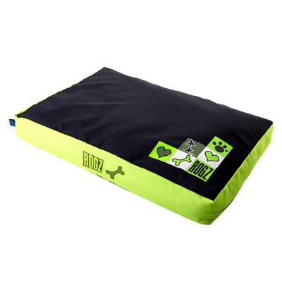 Rogz Comfy Cushion Lime Juice Medium Bed For Dogs