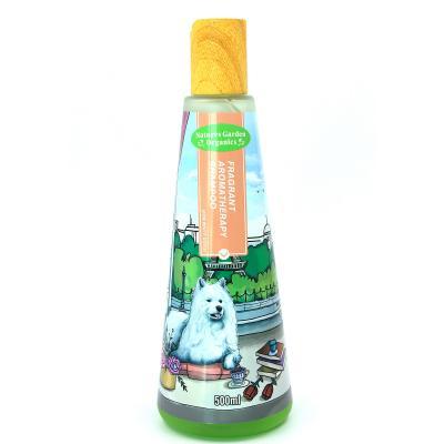 Natures Garden Organics Fragrant Aromatherapy White Dog Shampoo For Dogs 500ml