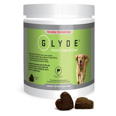 Glyde Mobility Chews For Dogs 120 Chews