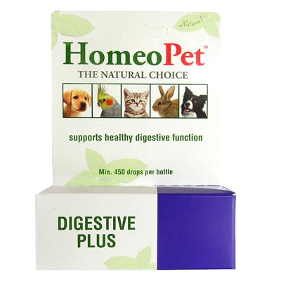 HomeoPet Digestive Plus For Dogs 15ml