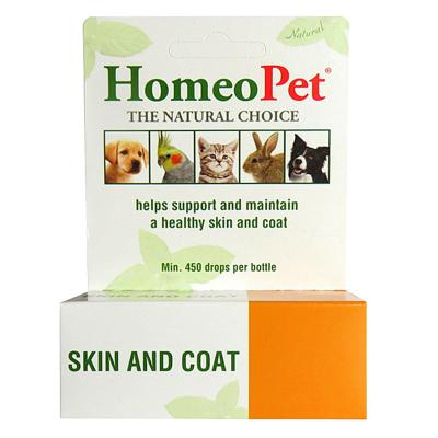 HomeoPet Skin and Coat For Dogs 15ml