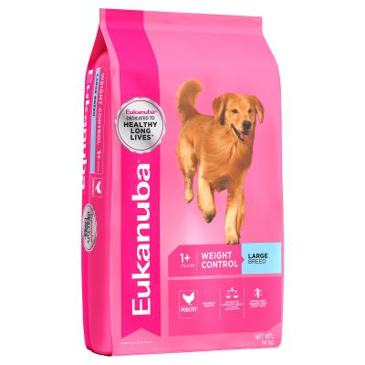 Eukanuba Weight Control Large Breed Adult Dry Dog Food 14kg