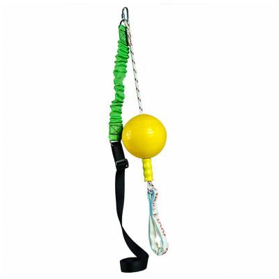 Aussie Dog Home Alone Medium Tough Bungee Toy For Dogs