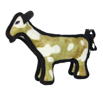Tuffy Jr Barnyard Horse Tough Soft Toy For Dogs