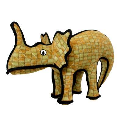 Tuffy Dinosaur Moosasaurus Tough Soft Toy For Dogs