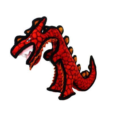 Tuffy Jr Dinosaur Destructosaurus Tough Soft Toy For Dogs