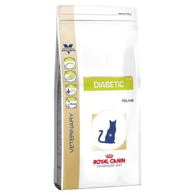 Royal Canin Veterinary Diet Feline Diabetic For Cat 1.5kg Dry (63252)