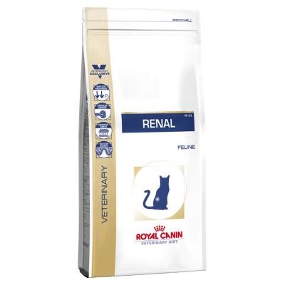 Royal Canin Veterinary Diet Feline Renal For Cat 4kg Dry (63216)