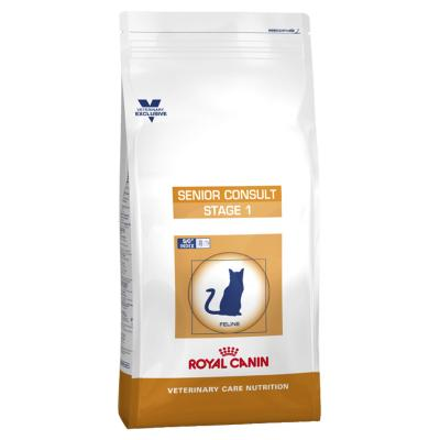 Royal Canin Vet Care Feline Senior Stage 1 Mature Dry Cat Food 3.5kg (17839)