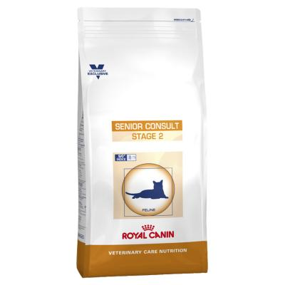 Royal Canin Vet Care Feline Senior Stage 2 Mature Dry Cat Food 3.5kg (17849)