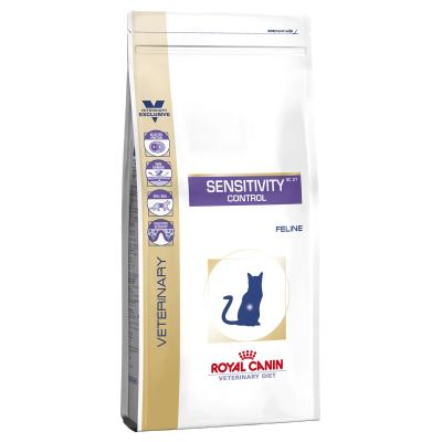 Royal Canin Veterinary Diet Feline Sensitivity Control Dry Cat Food 1.5kg (16816)