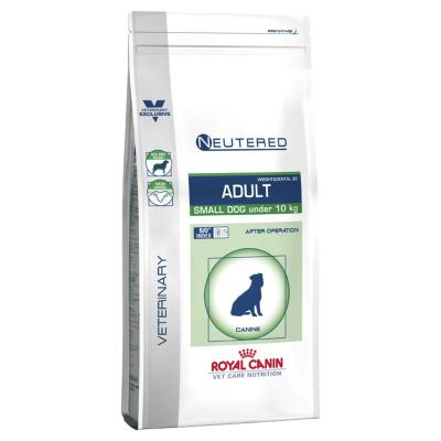 Royal Canin Vet Care Canine Neutered Adult For Small Dog 1.5kg Dry (14517)