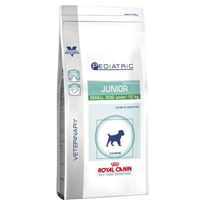 Royal Canin Vet Care Canine Junior Small Dog 4kg Dry (14382)