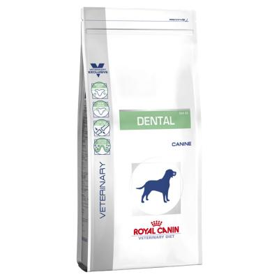 Royal Canin Veterinary Diet Canine Dental For Dogs 6kg Dry (63009)