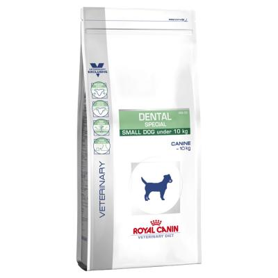 Royal Canin Veterinary Diet Canine Dental Special Small Dogs 2kg Dry (63015)