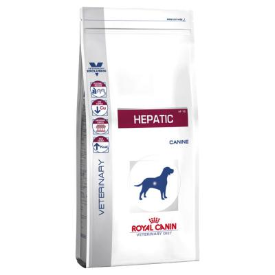 Royal Canin Veterinary Diet Canine Hepatic Dry Dog Food 1.5kg (15389)
