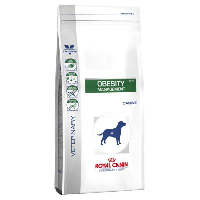 Royal Canin Veterinary Diet Canine Dry Obesity For Dog 1.5kg (63187)