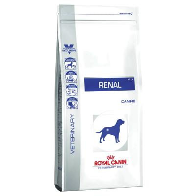 Royal Canin Veterinary Diet Canine Renal Dry Dog Food 2kg (21648)