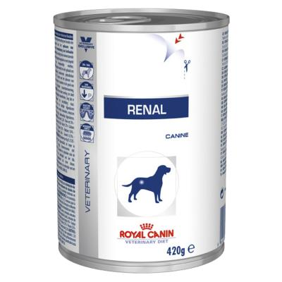 Royal Canin Veterinary Diet Canine Renal Cans For Dog 410gm x 12 (AN68A)