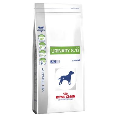 Royal Canin Veterinary Diet Canine S/O Urinary 14kg For Dog Dry (63288)