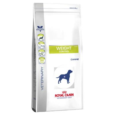 Royal Canin Veterinary Diet Canine Weight Control Dry Dog Food 1.5kg (63190)
