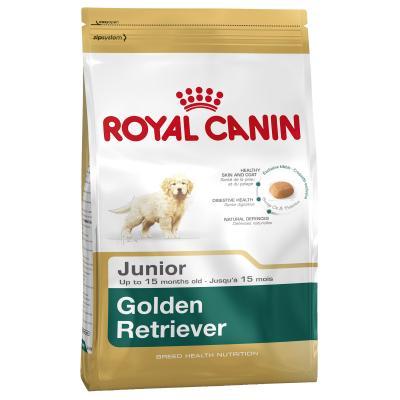 Royal Canin Golden Retriever Puppy/Junior Dry Dog Food 12kg