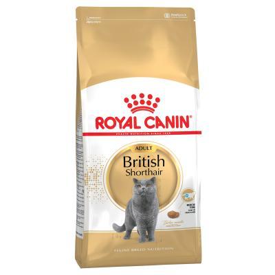 Royal Canin British Shorthair Adult Dry Cat Food 4kg