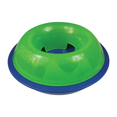 KONG Tiltz Food And Treat Dispensing Toy Large For Dogs