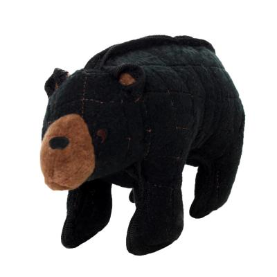 Tuffy Jr Zoo Bear Tough Soft Toy For Dogs