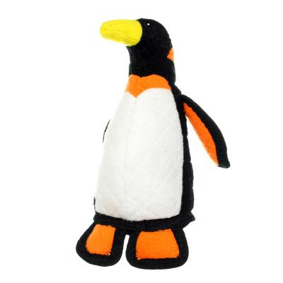 Tuffy Jr Zoo Penguin Tough Soft Toy For Dogs