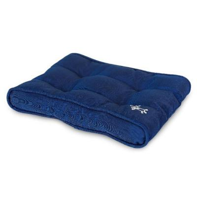 Yours Droolly Bondi Outdoor Cushion Blue Small Bed For Dogs