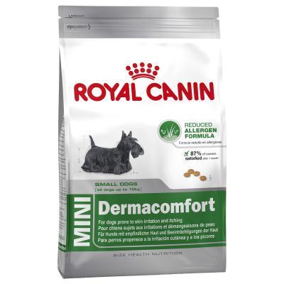 Royal Canin Dermacomfort Mini Adult Dry Dog Food 2kg