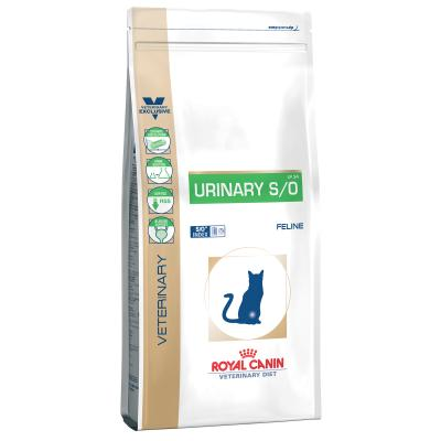 Royal Canin Veterinary Diet Feline S/O Urinary For Cat 1.5kg Dry (63530)