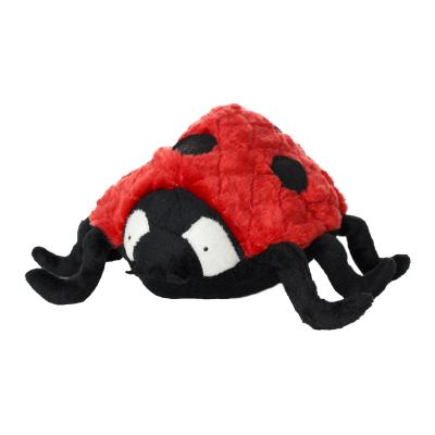 Mighty Bug LadyBug Soft Toy For Dogs