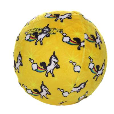 Mighty Ball Large Unicorn Soft Toy For Dogs