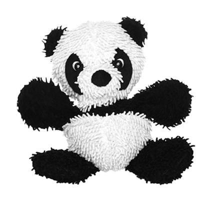 Mighty Micro Ball Panda Soft Toy For Dogs