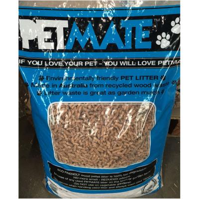 Petmate Wood Pellet Pet Litter For Small Animals, Horses, Cats and Livestock 15kg