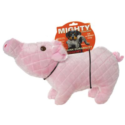 Mighty Massive Farm Piglet Soft Toy For Dogs