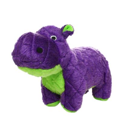 Mighty Safari Hippo Soft Toy For Dogs