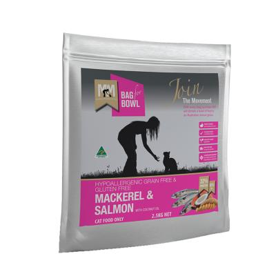 Meals For Meows MfM Grain Free Mackerel And Salmon Adult Dry Cat Food 2.5kg